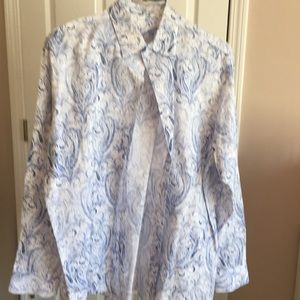 Tasso Elba linen shirt